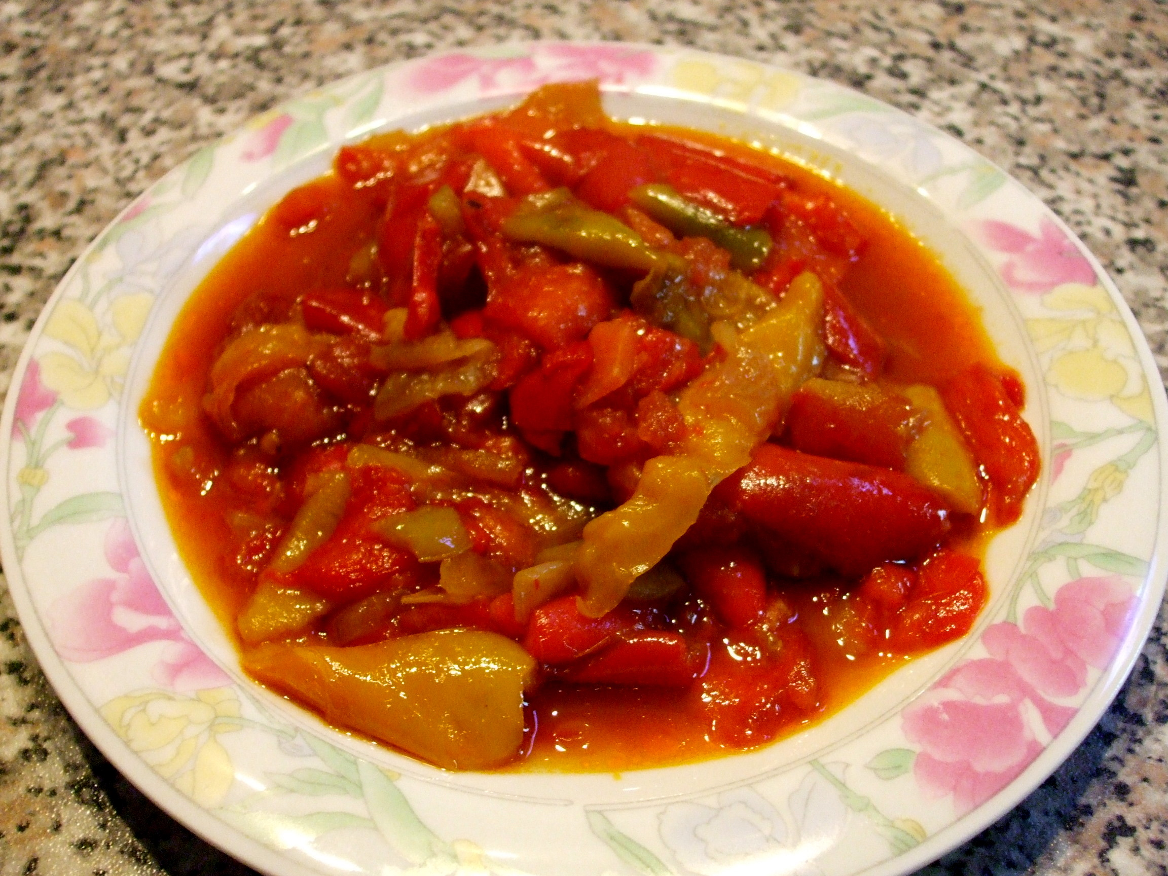 Peperonata Recipes — Dishmaps